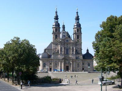Domkirken i Fulda
