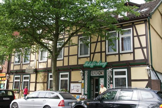 Hotel Schifferkrug i Celle