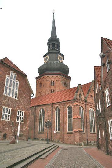 St.Cosmae i Stade