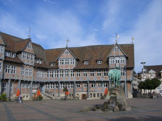Rådhuset i Wolfenbüttel