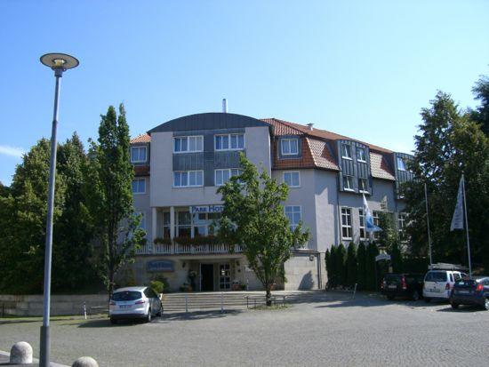Park Hotel i Wolfenbüttel