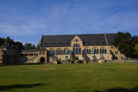 Kaiserphalz i Goslar