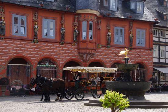 Hotel Kaiserworth i Goslar
