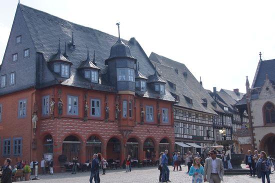 Byen Goslar