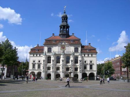 Rådhuset i Lüneburg