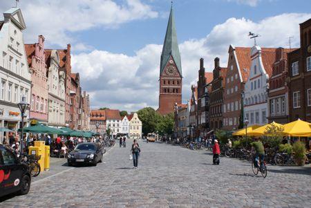 Gaden Am Sande i Lüneburg