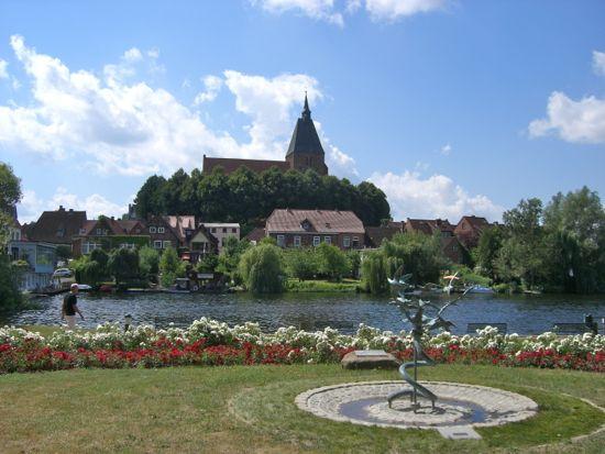 Lauenburg sø i Mölln