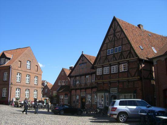Mölln by i Tyskland
