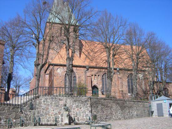 Sct Nikolai kirken i Mölln