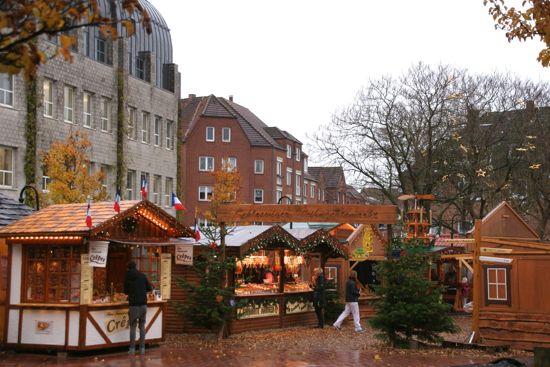 Julemarked i Schleswig