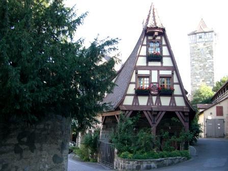 Gerlach smedjen i Rothenburg
