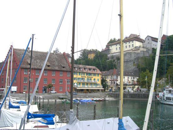 Meersburg havn