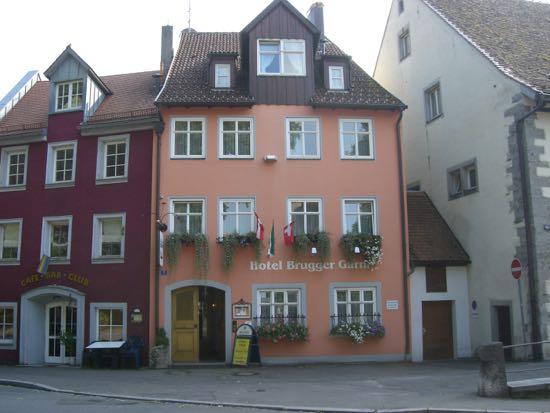 Hotel-Garni Brugger i Lindau