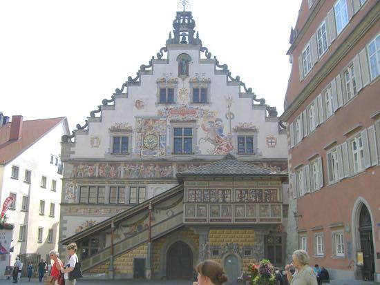 Rådhuset i Lindau