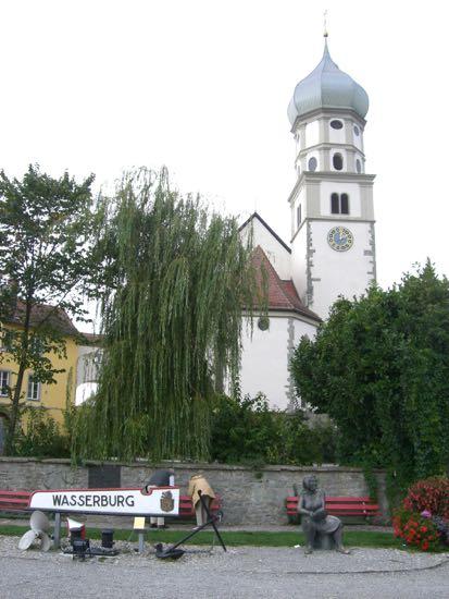 Byen Wasserburg