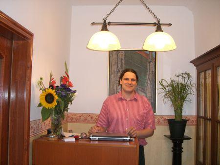 Herr Maltz Hotel Kreuzerhof