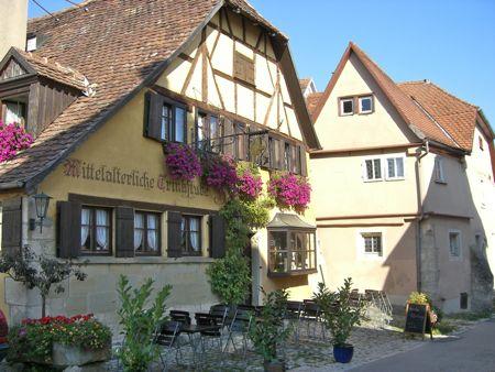 Restaurant Zur Höll i Rotenburg ob der Tauber