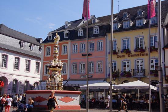 Hauptmarkt i Trier