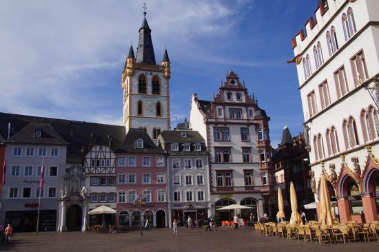 St. Gangolf kirke i Trier