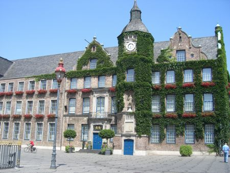 Rådhuset i Düsseldorf