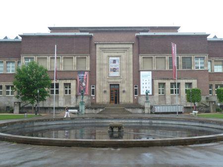 Billed af Museum Kunstpalast i Düsseldorf