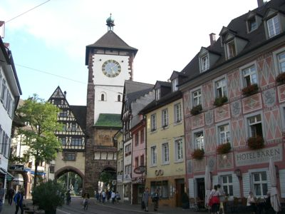 Byport til Freiburg