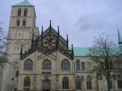 St. Paul Cathedral i Münster