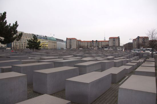 Holocaust Memorial i Berlin