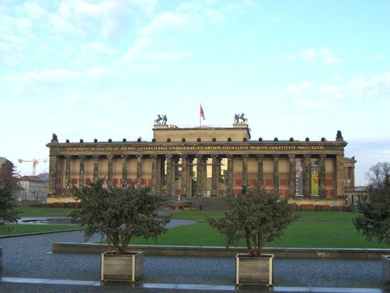 Altes Museum i Berlin