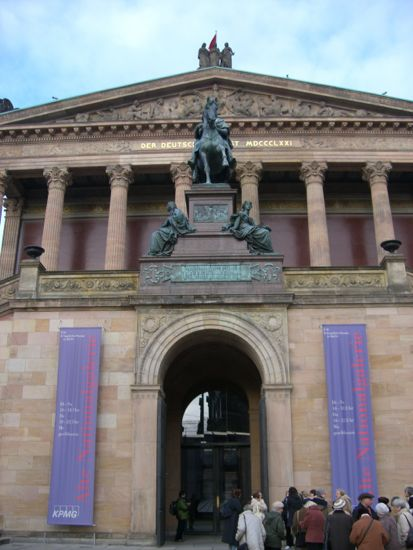 Alte Nationalgalleri i Berlin