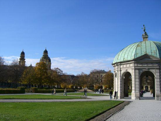 Hofgarten i München