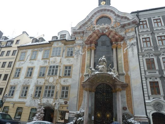 Asamkirche i München