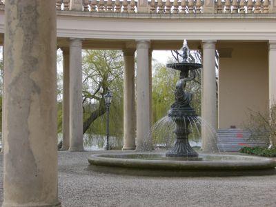 Schwerins barokke slotspark