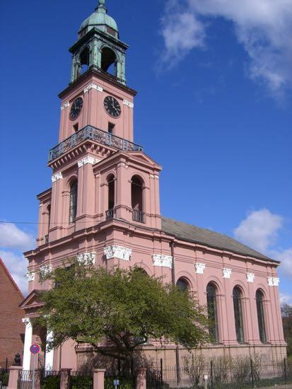 Remonstrant kirken i Friderichstadt