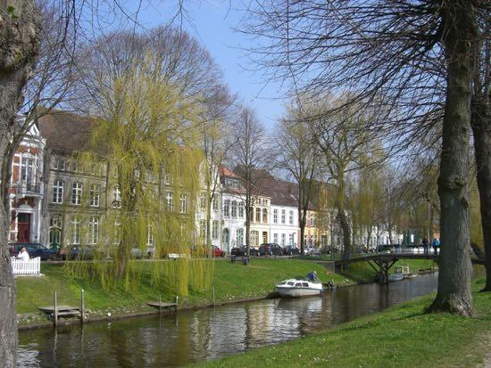 Friderichstadt også kaldet Lille Amsterdam