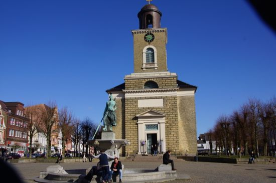 Mariekirken i Husum