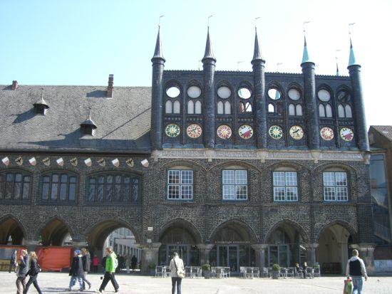 Lübeck rådhus