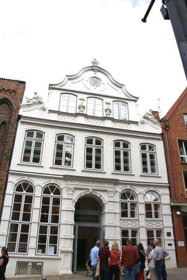 Buddenbrookhaus i Lübeck