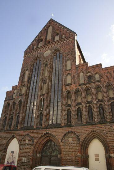 St. Katharinen i Lübeck