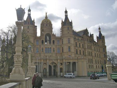 Eventyrslottet i Schwerin