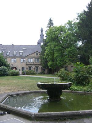 Slotsparken i Detmold