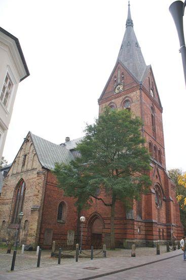 Marienkirche i Flensborg