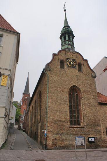 Helligåndskirken i Flensborg