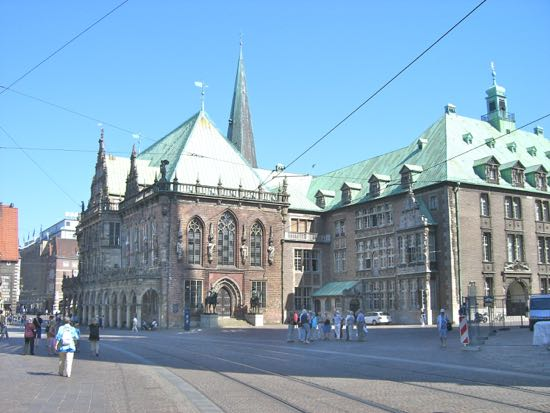 Rådhuset i Bremen