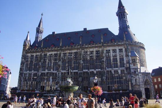 Rådhuset i Aachen