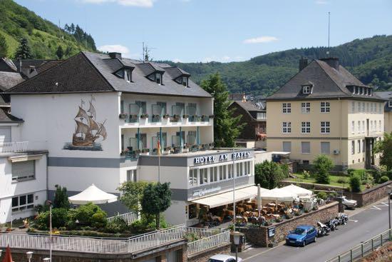 Hotel AM Hafen i Cochem