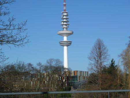 Fjernsynstårnet i Hamborg