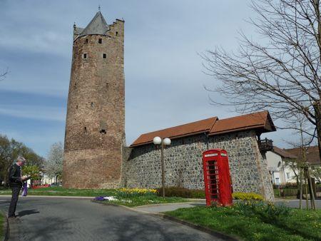 Vagttårnet Grauer Turm