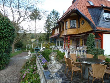Hotel Parkcafe reuter i Fritzlar