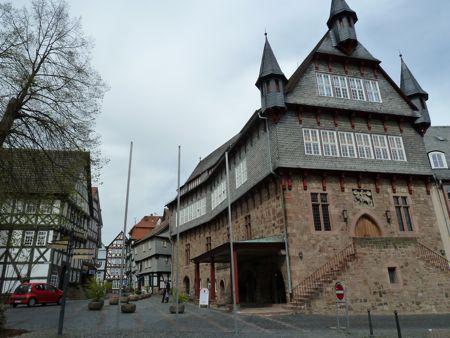 Rådhuset i Fritzlar